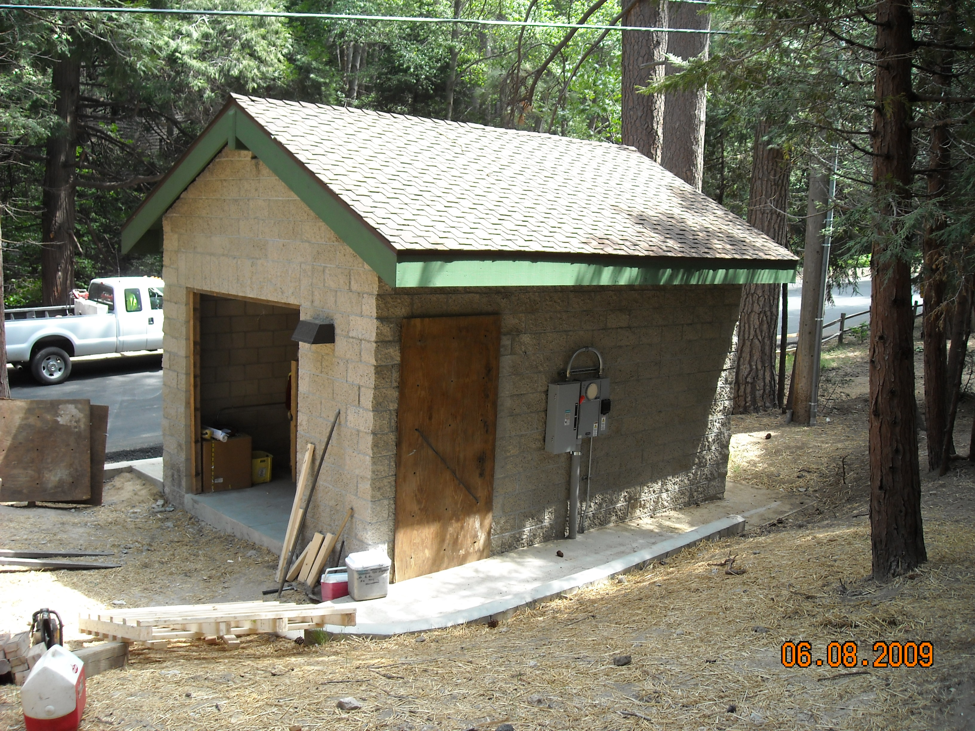 COTTAGE GROVE PUMP STATION - LACSD
